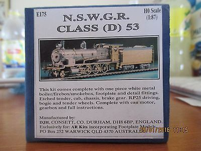 Professionally Built-Brass & Whitemetal. STEAM LOCOMOTIVE. 5355.H.O. Scale D.C.