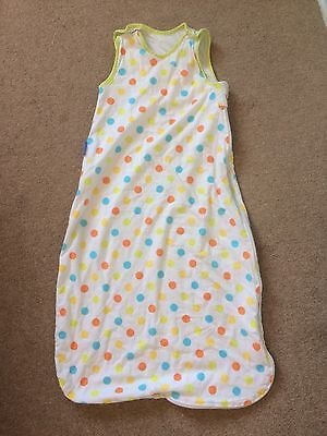 Excellent condition, 1 Gro company 6-18 month 1 tog grobag sleeping bag