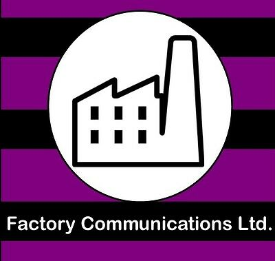 Factory Communications Ltd. Iconic Limited Company For Sale. Includes Reg'd Offi