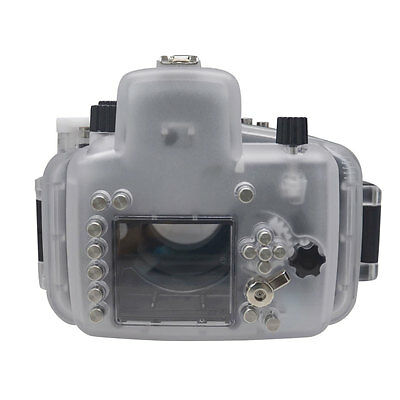 Mcoplus 40m/130ft Waterproof  Underwater Housing Diving Case for Nikon D7100