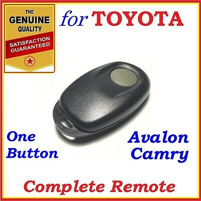 Fit Toyota Camry Avalon complete Remote One Button - Year 2000 - 2004