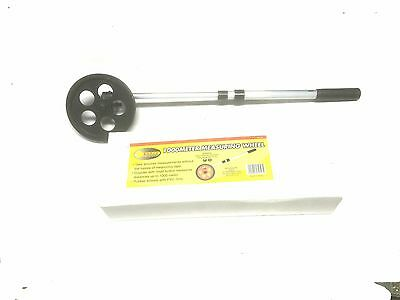 1000 METER MEASURING WHEEL With EXTENDABLE HANDLE (Brand New)