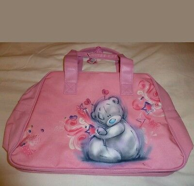 Me To You Tatty Ted Pink Overnight Bag