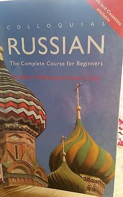Colloquial Russian: The Complete Course for Beginners by Susan E. Kay, Svetlana…