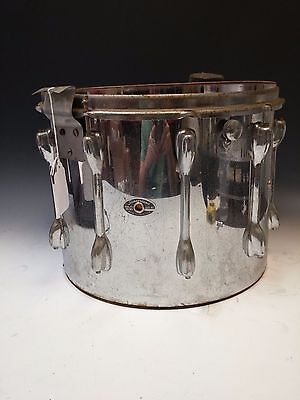 Slingerland Vintage Marching Tom 15 x 12 for Parts or Repair