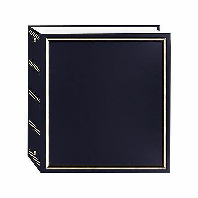 Pioneer Photo Albums TR-100/NB Magnetic 3-Ring 100 Page Photo Album - NEW