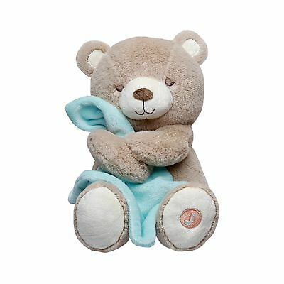 Carter's Musical Soother Bear Brown