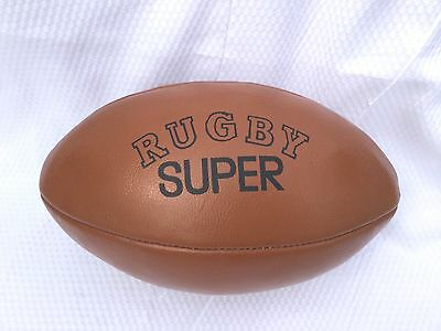 Brand New Rugby Ball Sports Pure Leather