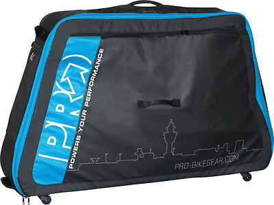 Shimano Pro Mega Bike Bag - Mountain or Road Bicycle Travel Bag Case - RRP£350