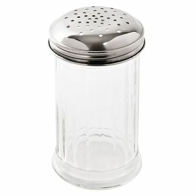 Pourer Multi Holes Glass Stainless Steel Storage Container Kitchen Tableware