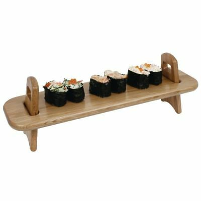 Olympia Wooden Riser Flat Pack Serving Food Tableware Platter Tray Catering