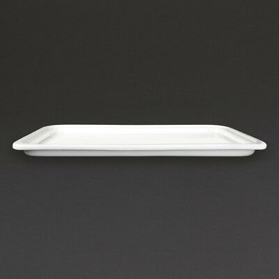 Olympia Whiteware Food Gastronorm Display Pan Serving Tray Restaurant Platter