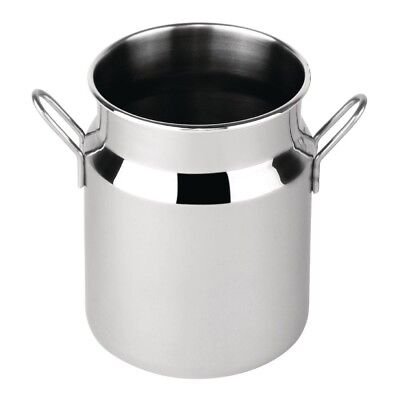 Mini Milk Churn Stainless Steel Large Kitchenware Serving Dish Tableware