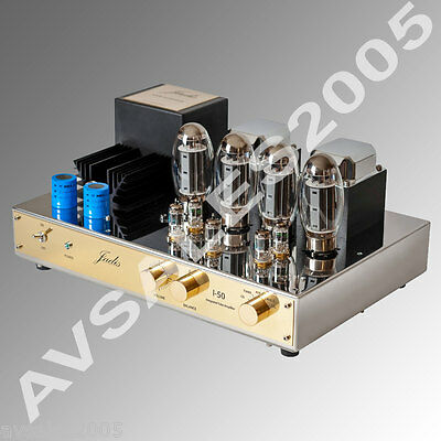 JADIS I-50 integrated amplifier valve + Input USB + KT150 the same new-open box