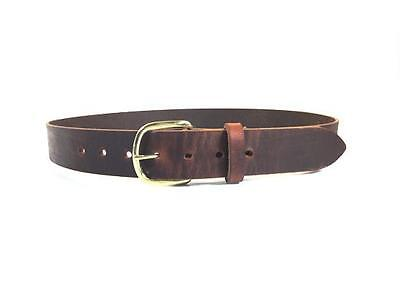 """2 Belt Bundle - Size 40"""" waist -   American Leather Belts -- Made in the USA"""