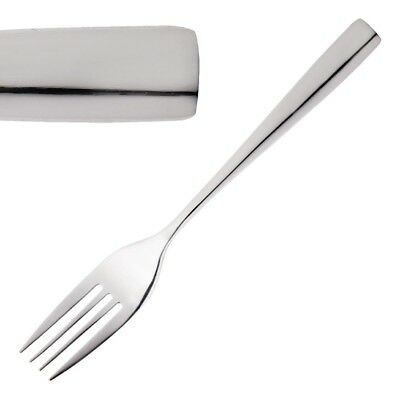 Olympia Torino Table Fork Restaurant Kitchen Serving Cutlery Tableware