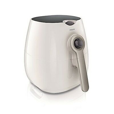 Philips Airfryer Healthy Cooking Baking & Grilling Chips Home White - HD9220/50