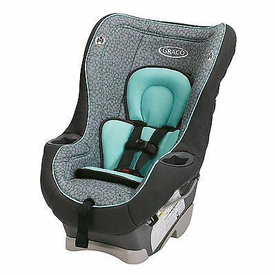 Car Seat Graco Toddler Blue Convertible Latch Equipped Kids Crash Tested NEW