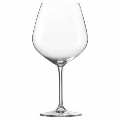 Pack of 6 Schott Zwiesel Vina Burgundy Glasses 730ml