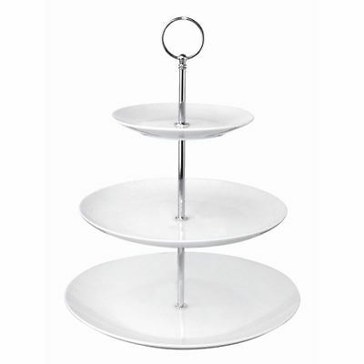 Olympia Afternoon Tea Stand 3 Tier Wedding Party Cake Cheese Display Holder