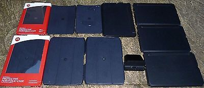 Job Lot 11 Official Motorola Xoom 2 Media Tablet Protective Case & Desktop Dock
