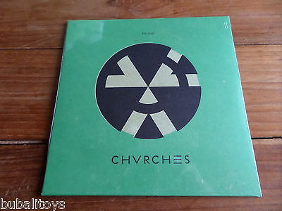"""Chvrches - We Sink LTD 7"""" Green Vinyl Record Store Day 2014 SEALED NEW! RARE!"""