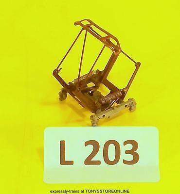 l203) lima oo s/h spares cl87 operating pantograph rare on own nr xclnt
