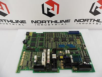 Fanuc A16B-2100-0200 SERVO CONTROL BOARD, Refurbished / 30 Days Warranty