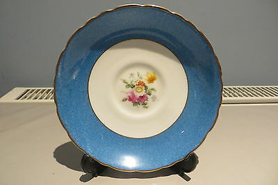 Vintage Replacement Cauldon Hand Painted China Saucer T4334 Free Uk P&p