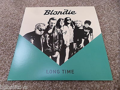"Blondie - Long Time 7"" Ltd Edition Vinyl Record 2017 NEW 1000 UK Only Very RARE"