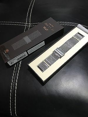New Genuine HUAWEI W1 Milanese Mesh Strap original not copy