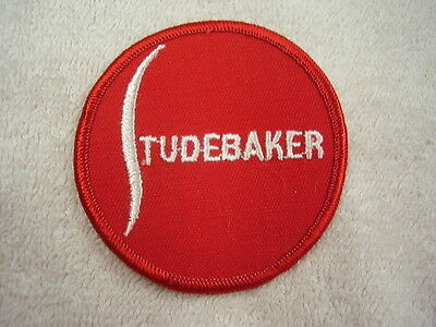 Studebaker   Jacket  Or  Hat Patch