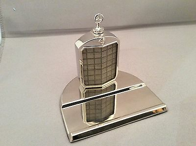 Classic Stable, Mercedes Benz SSK Miniature Radiator, like a Ruddspeed Decanter