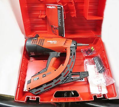 Hilti GX 120 Fully Automatic Gas Actuated Fastening Nail Gun GX120