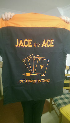 Custom Printed Dart Shirts Xmas Gift Team Shirts Stag Shirts Also Name On Front