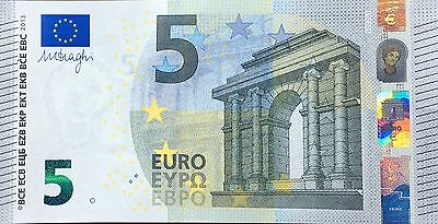 2013 5 Euro Paper Money - France - Brand New - 1 Note**