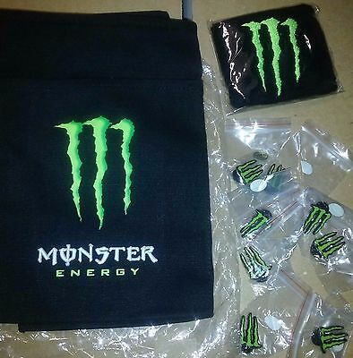 *NEW* lot of Monster Energy free shipping NEW