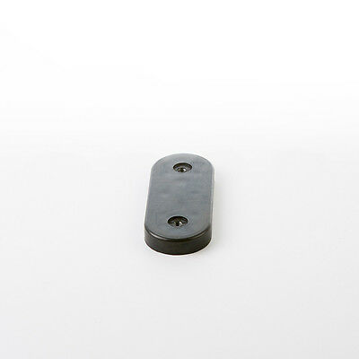 Parts - 1 x Eames Replacement Lounge Chair Black Rubber Shock Mount