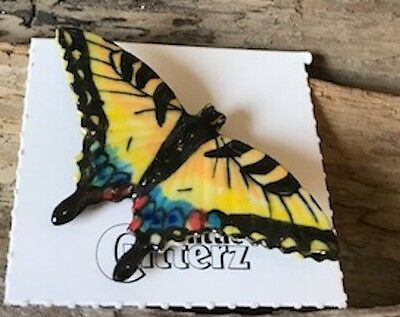 """LC899 Swallowtail Butterfly named """"Tiger (Buy 5 get 6th free)  RETIRED!!!"""