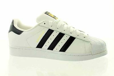 adidas Superstar B-C77124 Mens Trainers~Originals~UK 3.5 - 12 Only