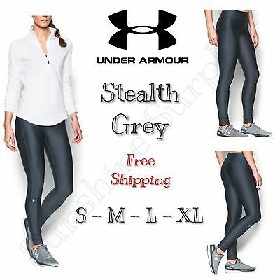 NEW UNDER ARMOUR Women's Workout, Yoga, Running Leggings - Gray - VARIETY!!