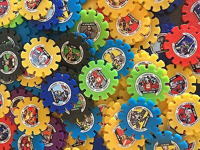 Woolworths Marvel Super Hero Discs Various Numbers- 42 12 24 30 36 7- From $1.00