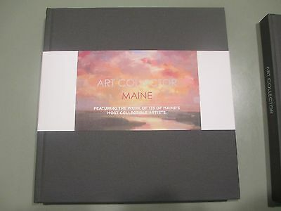 ART COLLECTOR MAINE Volume I 2012 135 Modern Artists Jamie Andrew Wyeth $95 new