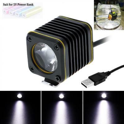 5000LM USB Charging CREE XM-L T6 LED 4 Modes Bicycle Bike Headlight Lamp Torch