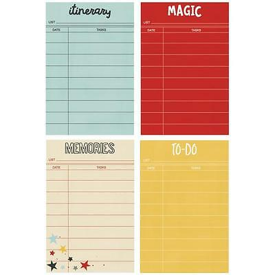Simple Stories ~ SAY CHEESE III ~ Sticky Notes ~ Disney
