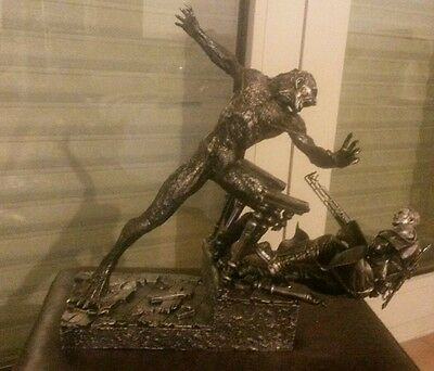 Statue The Order 1886 PS4 Endless Duel Blacksight Limited to 100  worldwide