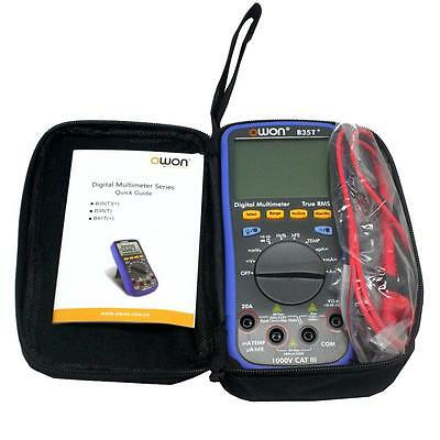 OWON 3-in-1 B35T+ multimeter with True RMS measurement Bluetooth BLE 4.0 DE SHIP