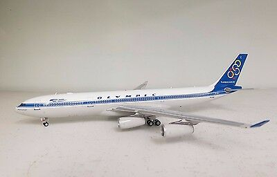 InFlight200 Airbus A340-300 Olympic SX-DFC (with stand) NEW TOOLING