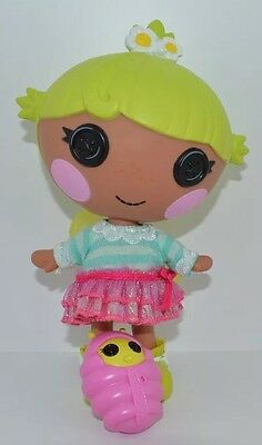 Lalaloopsy Littles Twinkle N. Flutters WITH POSTER & PET RARE HTF
