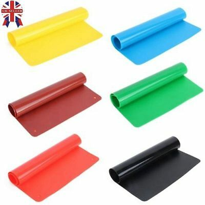 Durable Silicone Baking Sheet Mat Large Pastry Pizzas Oven Tray Liner Non Stick
